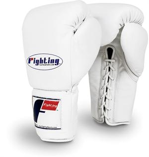 Fighting Sports Pro Training Gloves Lace
